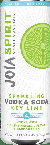 Joia Spirit Sparkling Vodka Soda