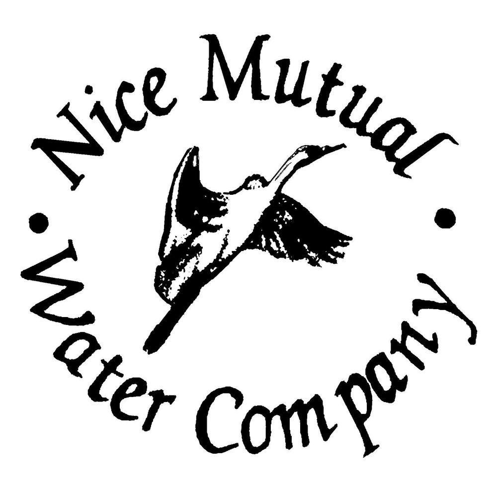 Nice Mutual Water Company Logo