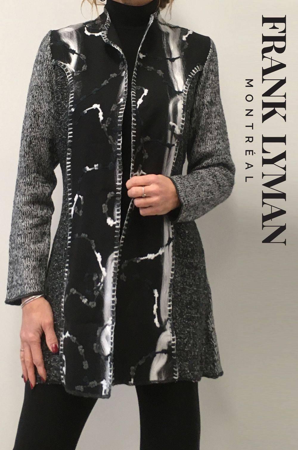 Frank Lyman Coat