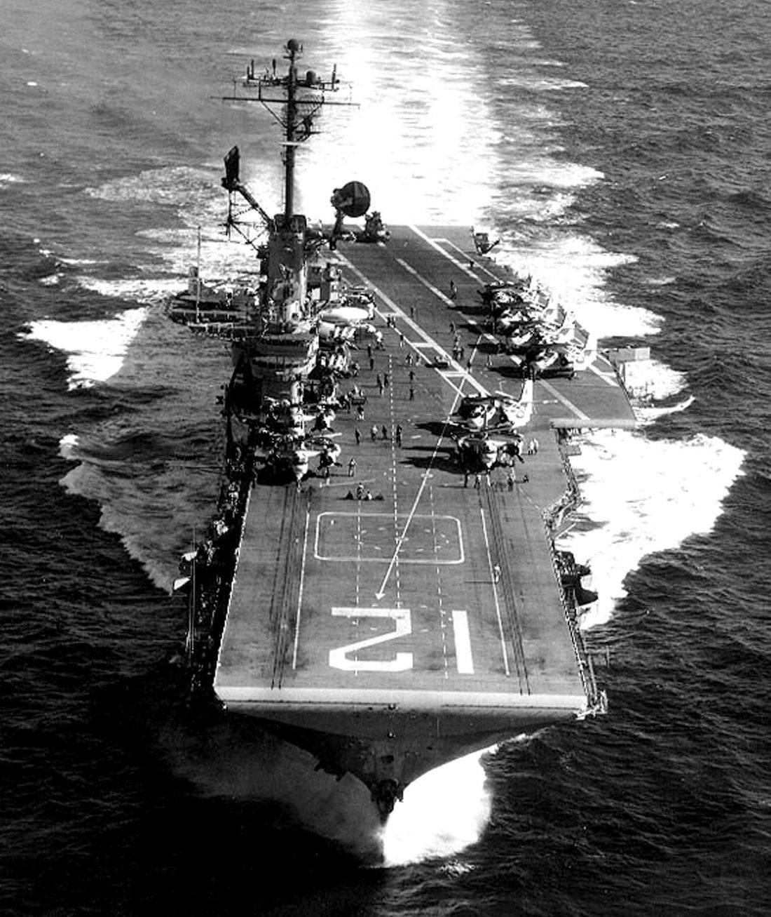 USS Hornet haunted ghosts