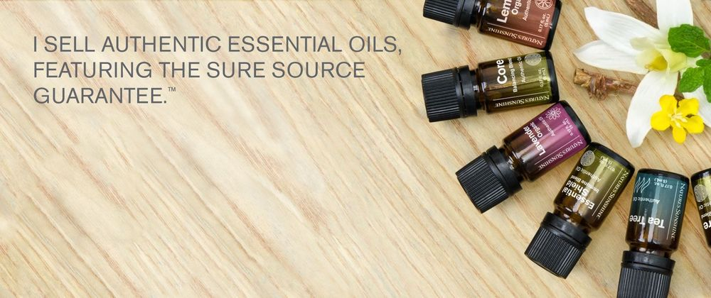 Nature's Sunshine Purchase Essential Oils Sure Source Guarantee
