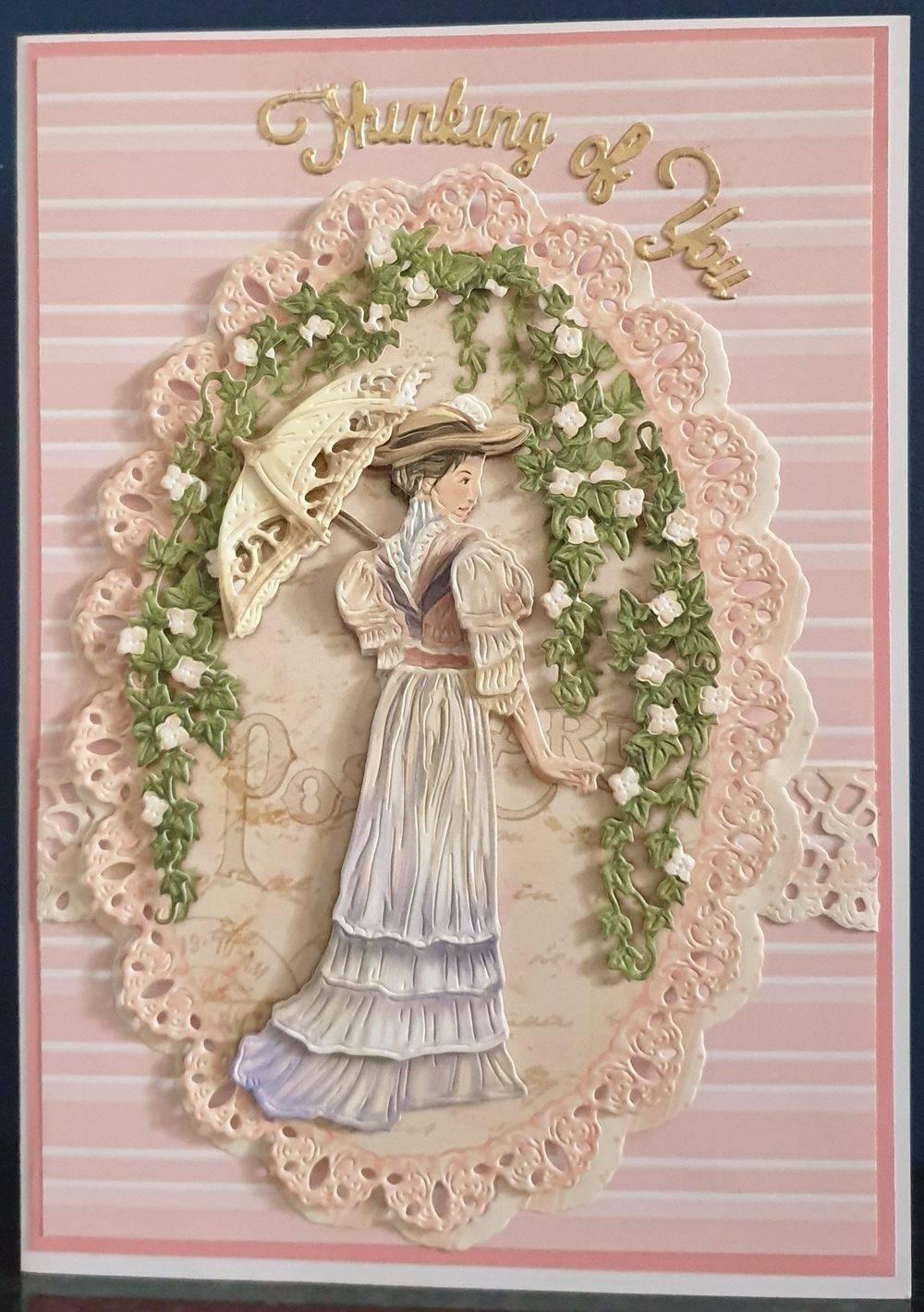 Picture Postcard Madam Rose (2)