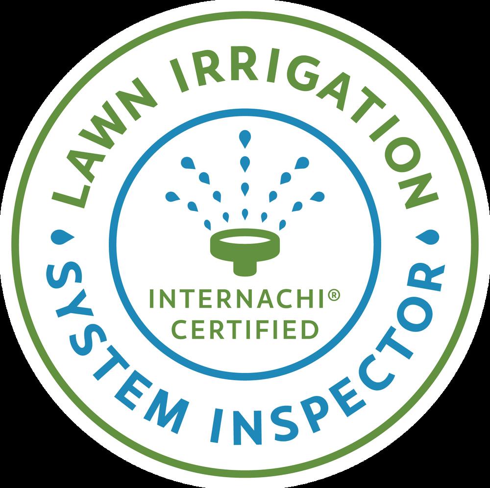 Searchers Inspections - Lawn Irrigation/Sprinkler inspector