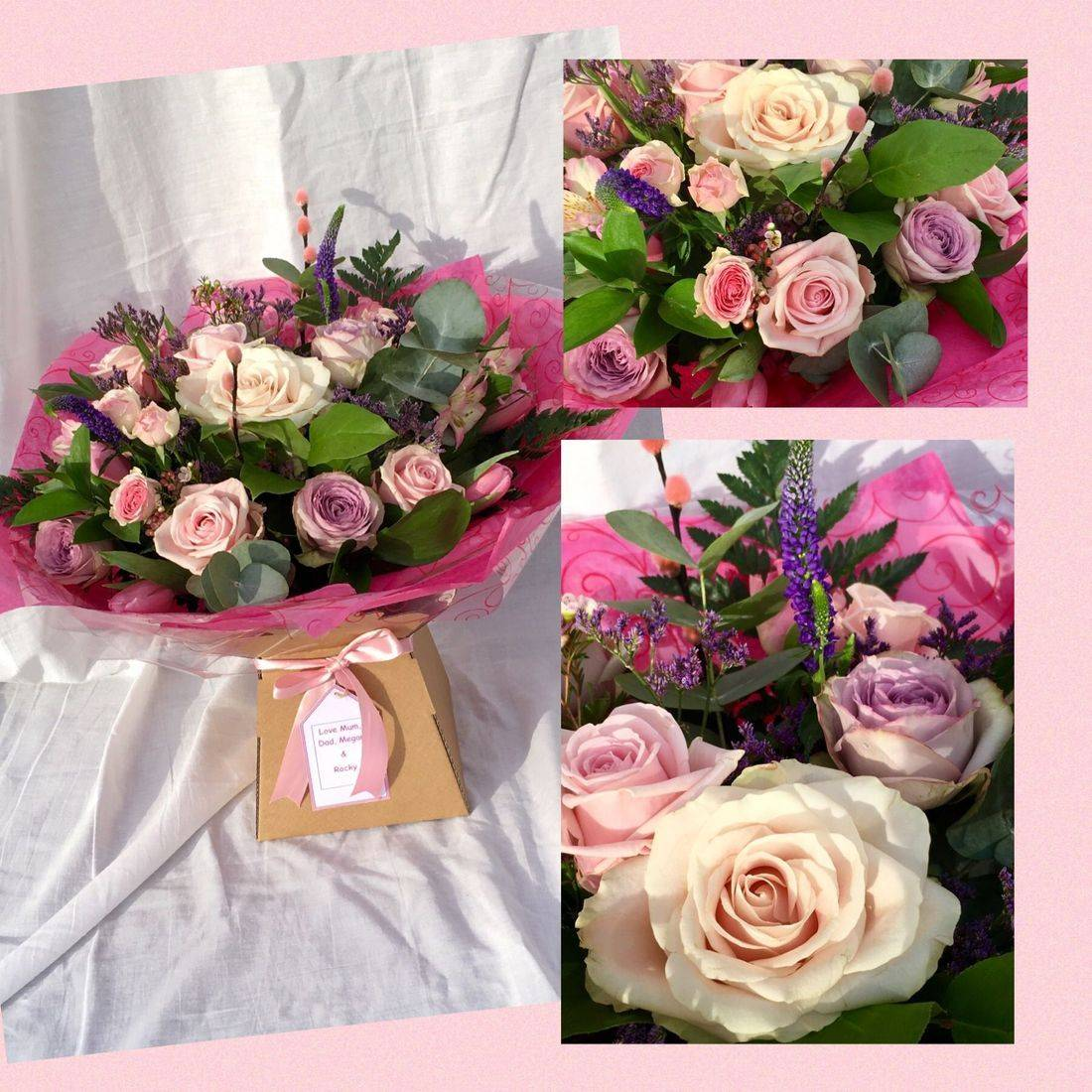 Handmade Bouquet, Cheam Florist
