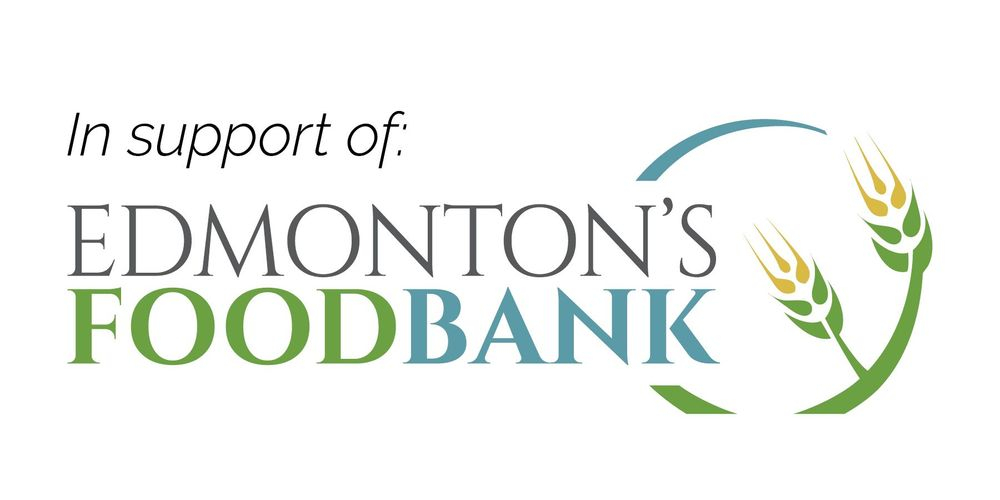 Edmonton Food Bank Donation