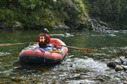 Guided Trout and Raft Fishing North Island, New Zealand