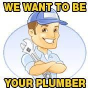 We want to be your plumber