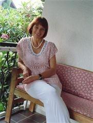 gefertigt mit KATIA/ Brisa. Wolle im Onlineshop von Casa di Lana erhältlich.