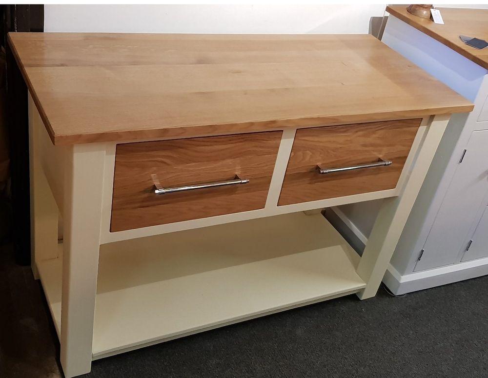 oak kitchen unit all pine hythe