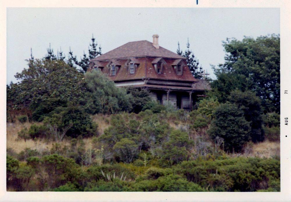 Capitola Mansion haunted