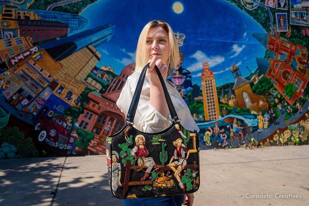 Coradetti Creatives - Scene Photography - Kayelee Parker - Austin - Texas