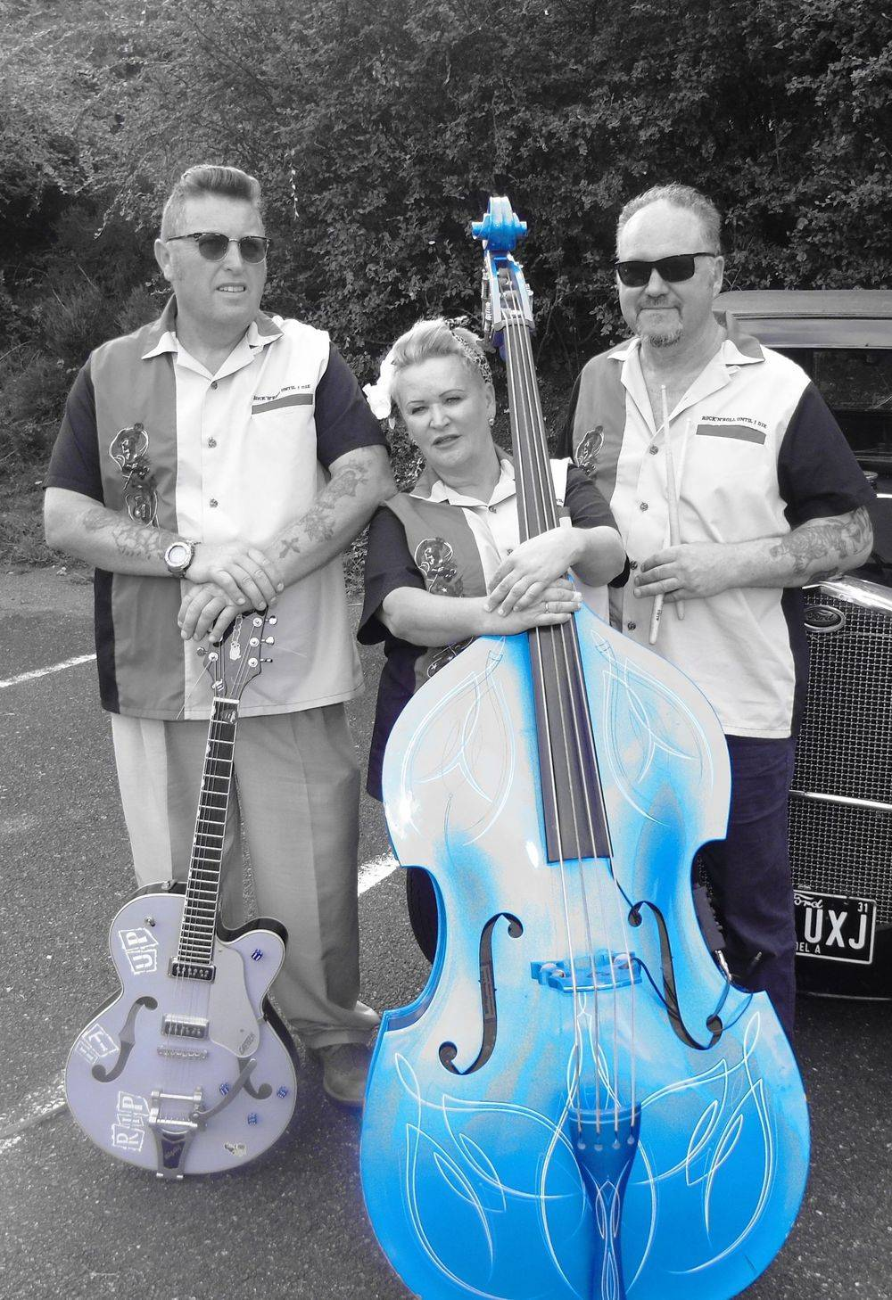 Rip It Up Rock and Roll, Rockabilly Band About Us