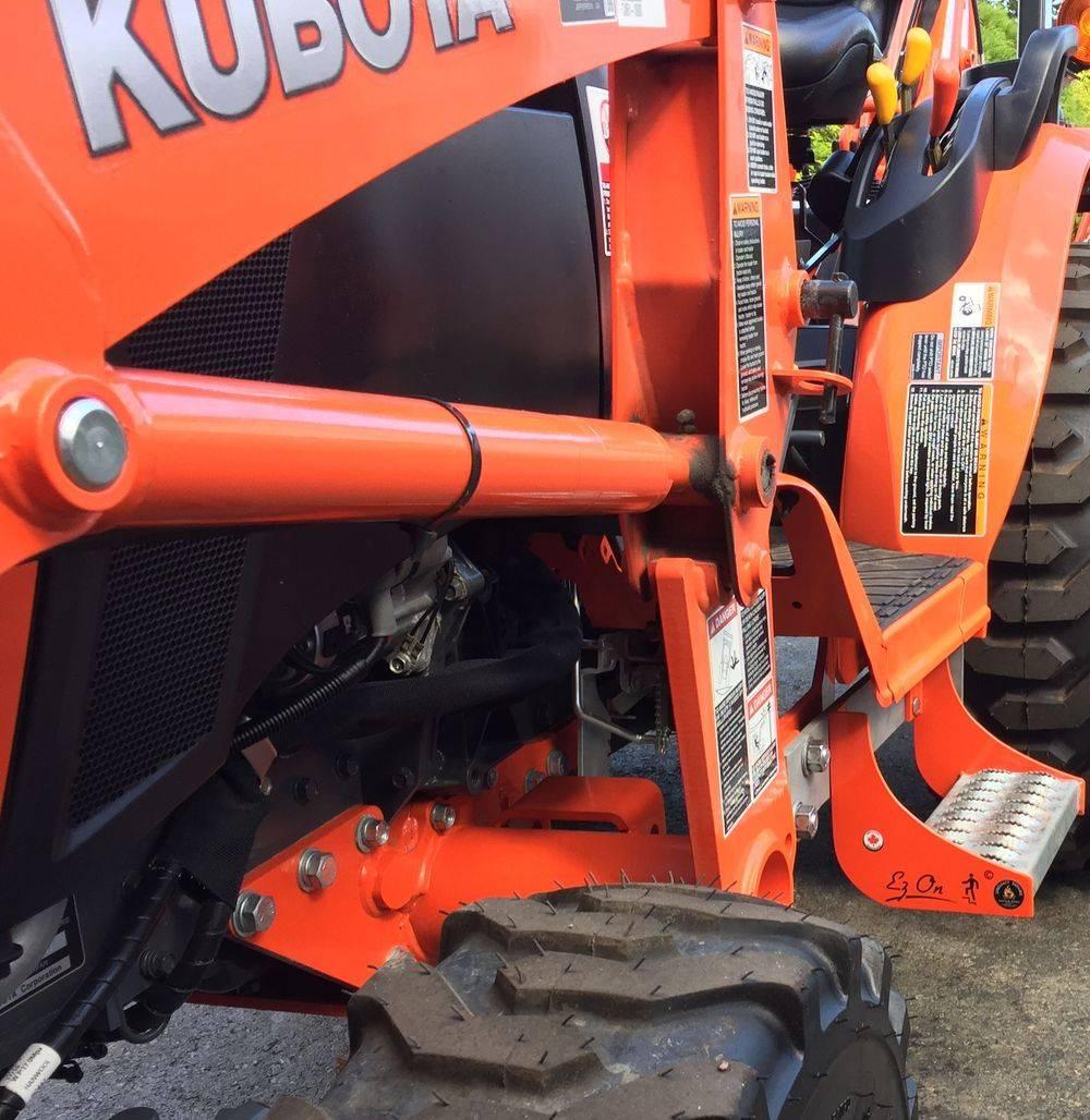Kubota step. B2601. Specialty Repairs Custom Mods