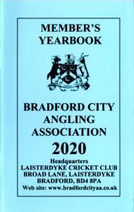 Bradford City Angling Association Yearbook