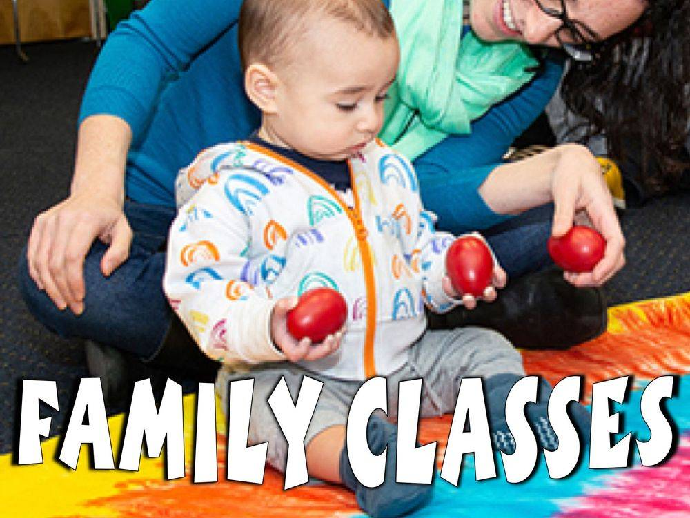 Jewish Family Music Class