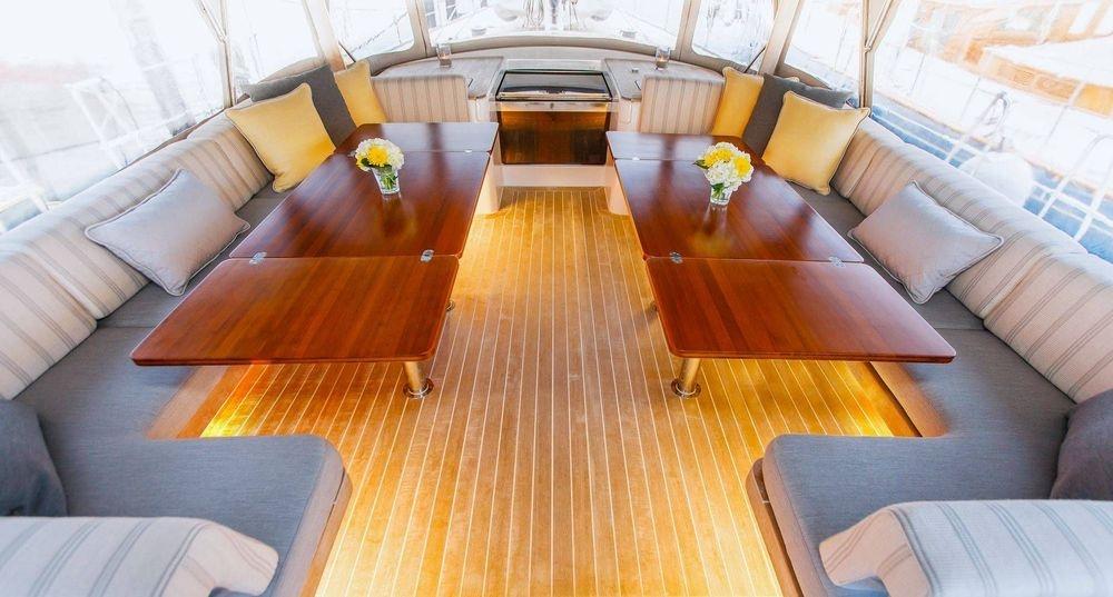 Newport Yacht Interiors, custom yacht interiors