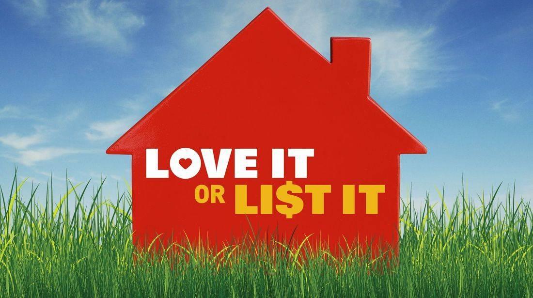 Love it or List it HGTV w network Sibra kitchen markham toronto