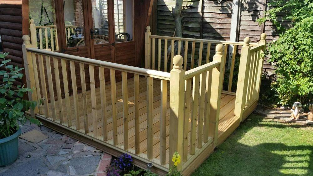PJW Property Maintenance, Garden Decking