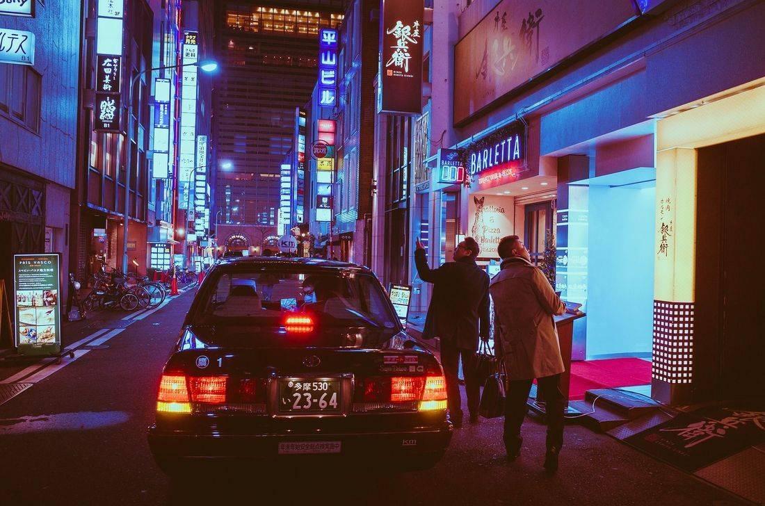 japan, night lights, street, travel, cityscape, romantic, skyline, wanderlust, inspired