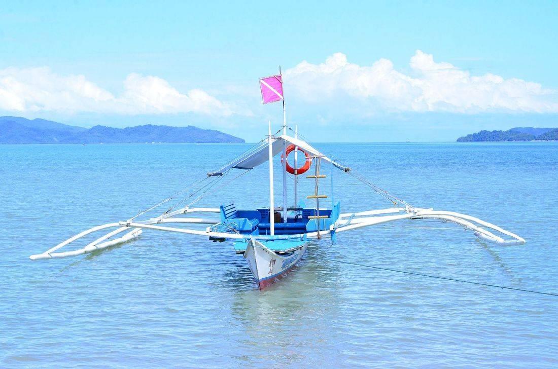 PALAWAN BOAT PHILIPPINES