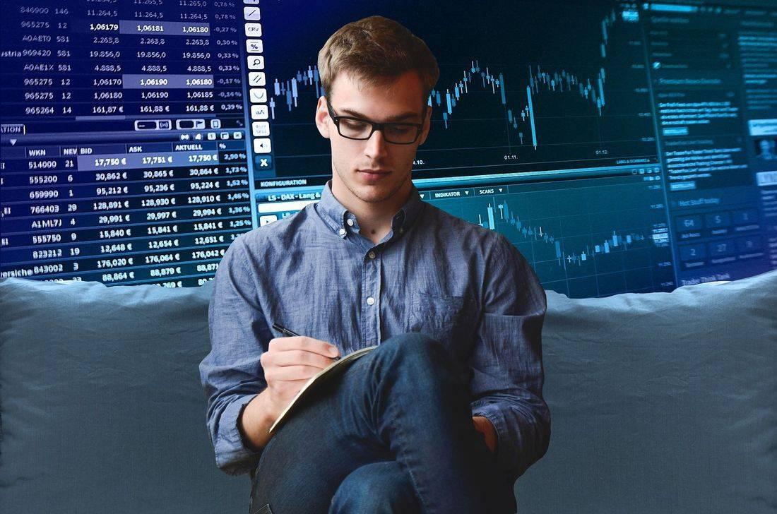 trader, markets, trading