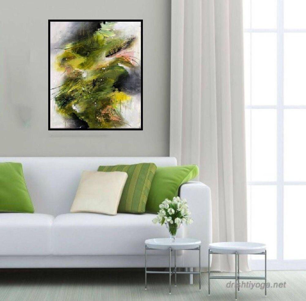 malerier-moderne-farverige-abstrakte-kunst-nr.374