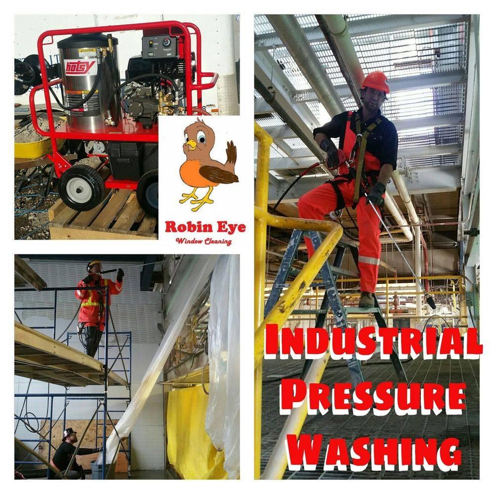 Pressure Washing Lethbridge