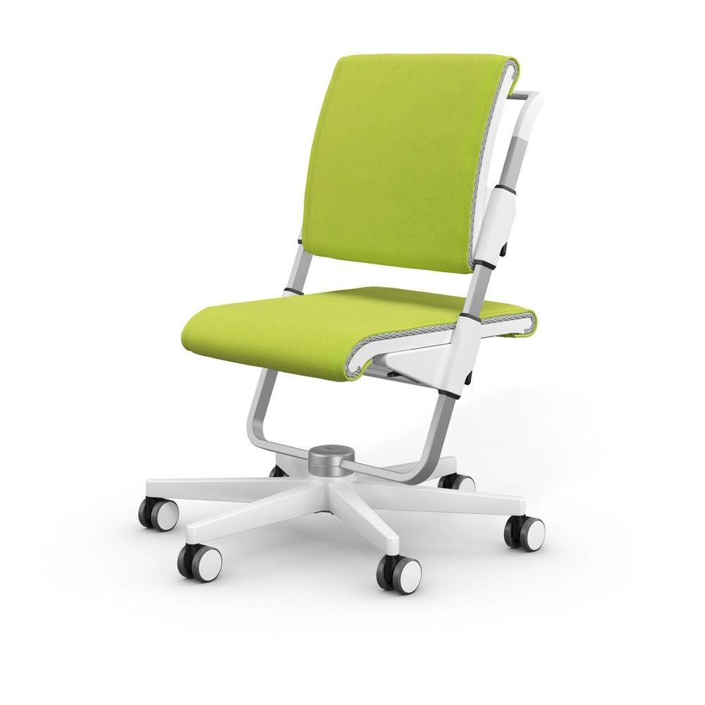 Sedia ergonomica Moll Scooter con cuscini