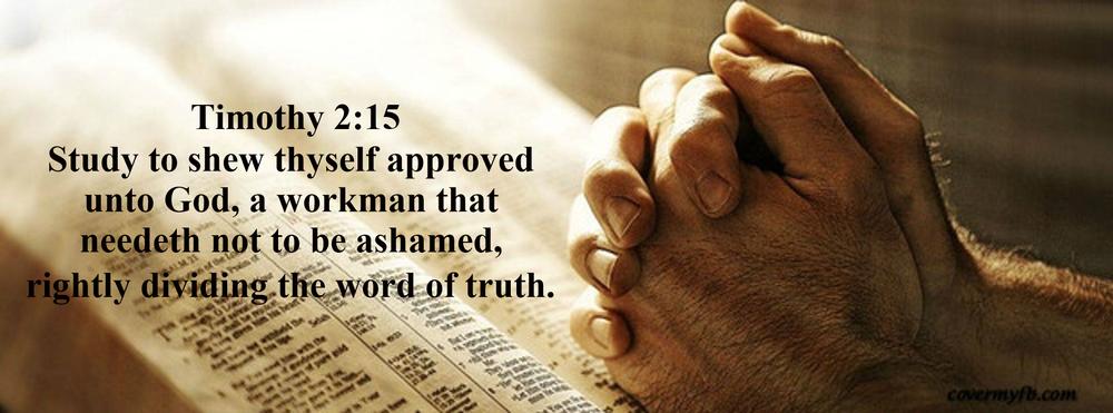 Timothy 2:15