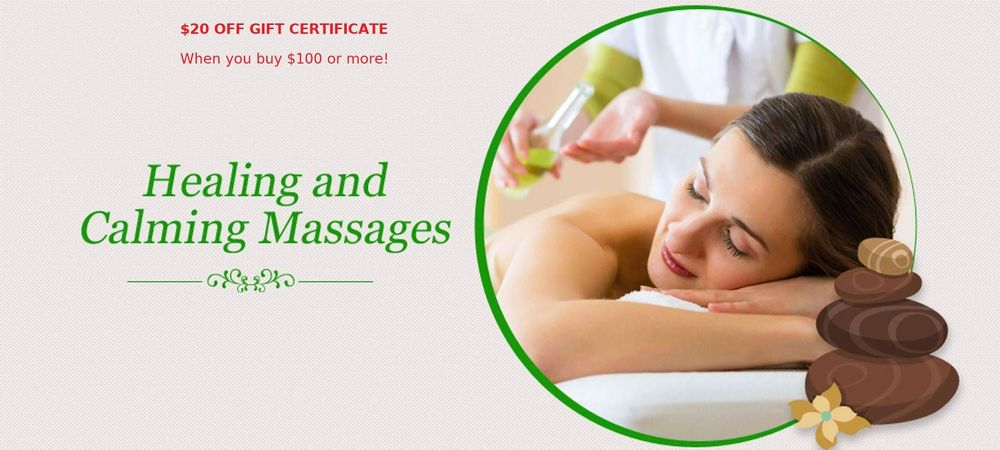 Massage promotion