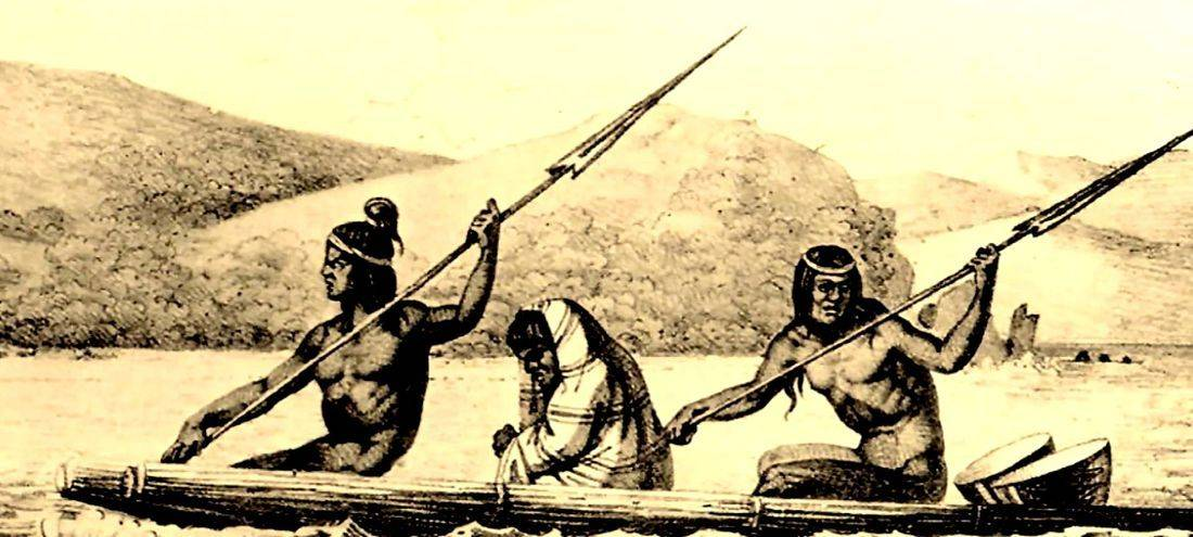 Ohlone Indians Santa Cruz ghosts