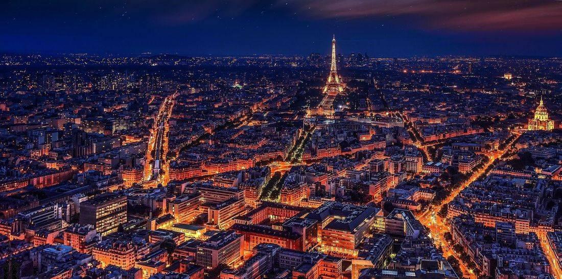 paris, france, night lights, cityscape, romantic, skyline, wanderlust, inspired