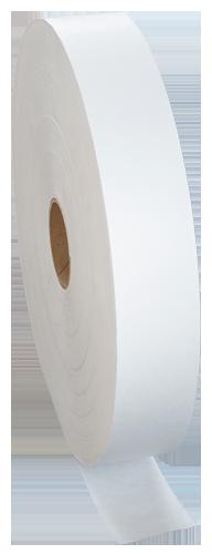 Banderolierpapier PW8048480PE Palamides-Delta-Anlagen, Papier weiß