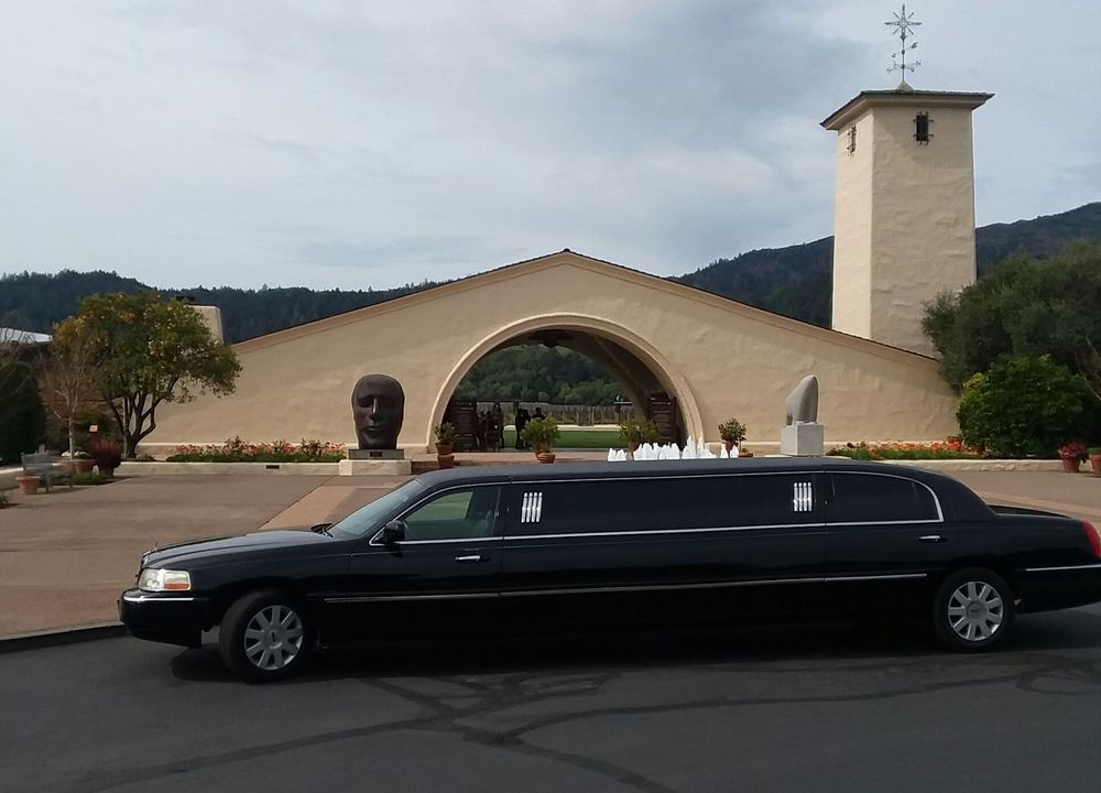 Local winery tour, Napa Wine Tour, transportation, driver - Napa Valley Wine tour private Chauffeur Driver, San Francisco CA