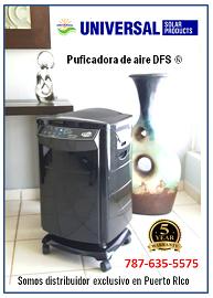 Filtro purificador de aire