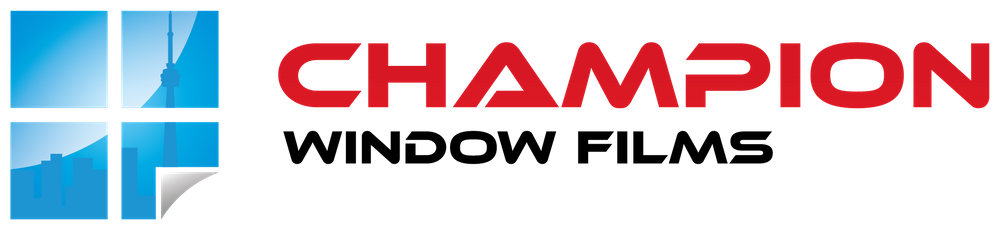 Logo #Championwindowfilms