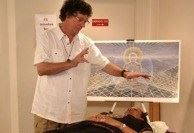 Reconnection Certified Energy Healer at Work