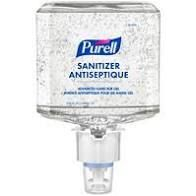 Purell Hand Sanitizer Gel Foam ES6 Automatic 1200ml