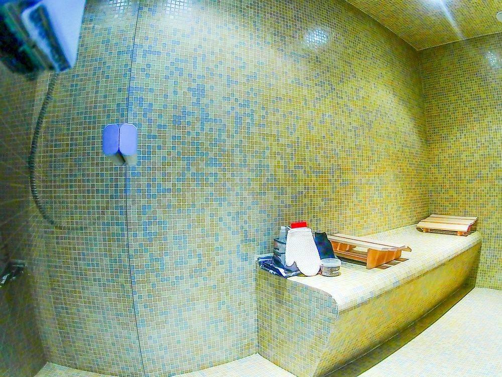 Sauna ou Hammam Chez Martine et Philippe Haute-Loire Saint Didier en Velay