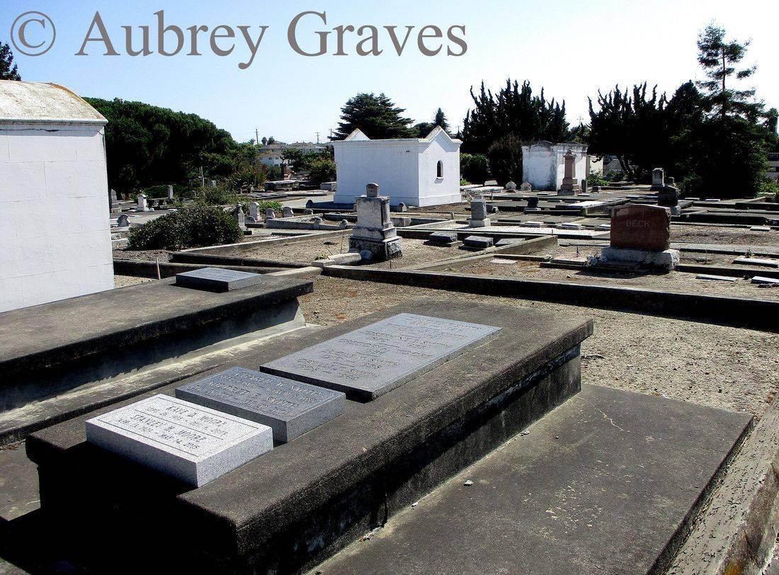 Pioneer Cemetery Watsonville haunted ghost