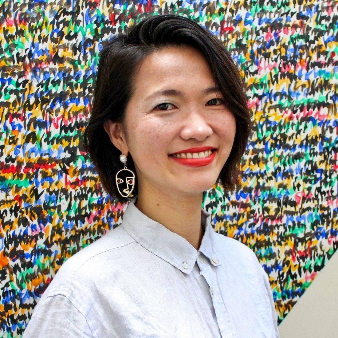 ナミコ namiko watanabe グラフィティ ヘア ロンドン 美容院 美容室 日系 graffiti hair studio 口コミ