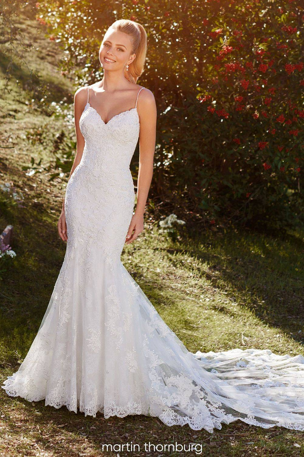 illusion lace wedding dress in rochester, kent