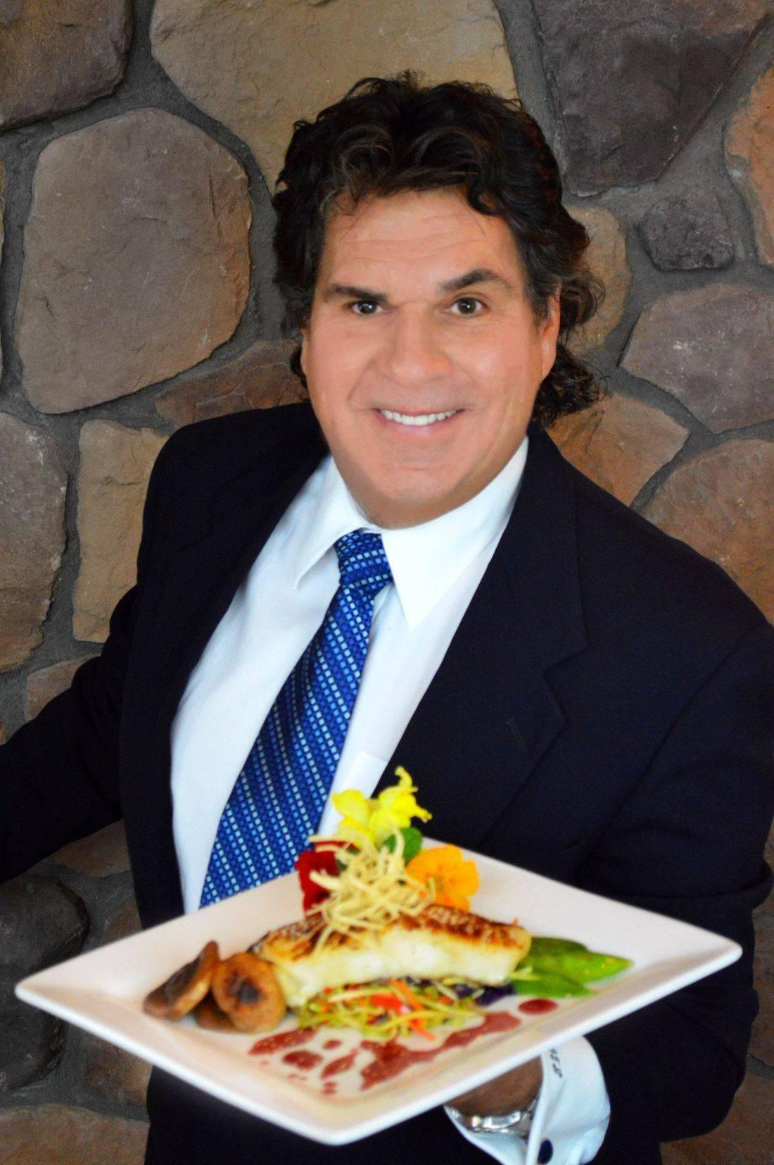 Celebrity Chef Jimmy Nadell