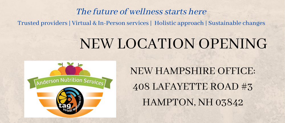 New Nutrition Office in Hampton, NH
