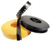 cine movie film to DVD convert conversion transfer service Glasgow
