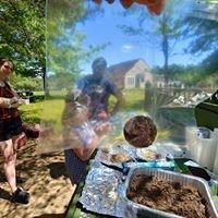 Vegetable Garden at the Wildflower Garden and Fairy Retreat