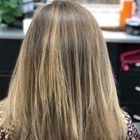 Hair Color, Balayage, Salon