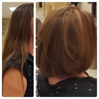 dimensional color, higlight, color, haircut