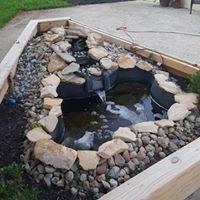 pond custom
