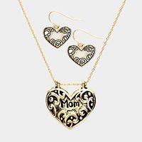 jewelry, necklace, mom, pendant